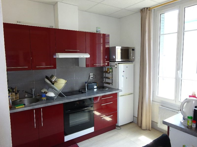Location appartement Lyon 7ème 595€ CC - Photo 1