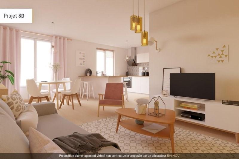 Revenda apartamento Lyon 3ème 195000€ - Fotografia 1