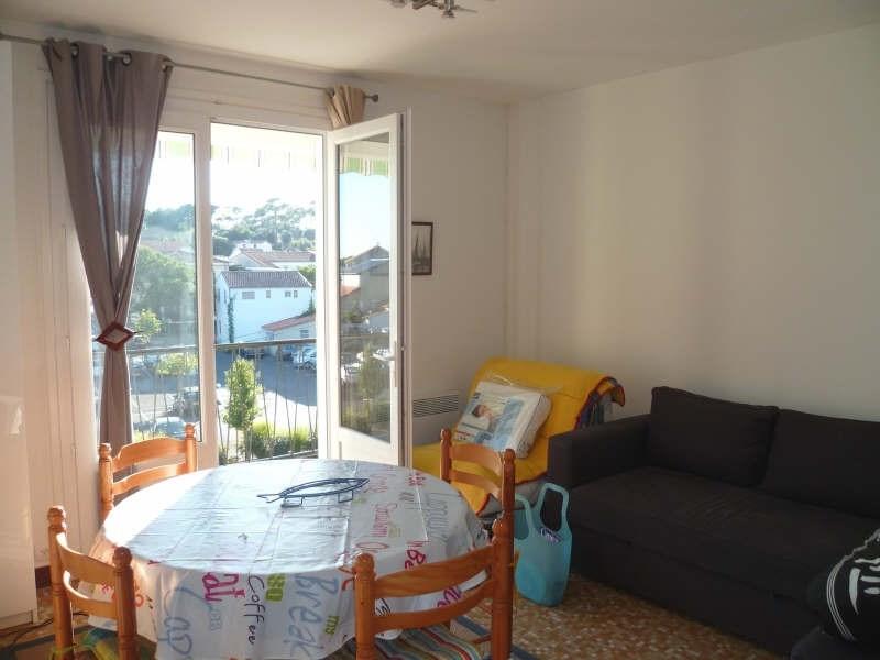 Sale apartment St palais sur mer 115500€ - Picture 2