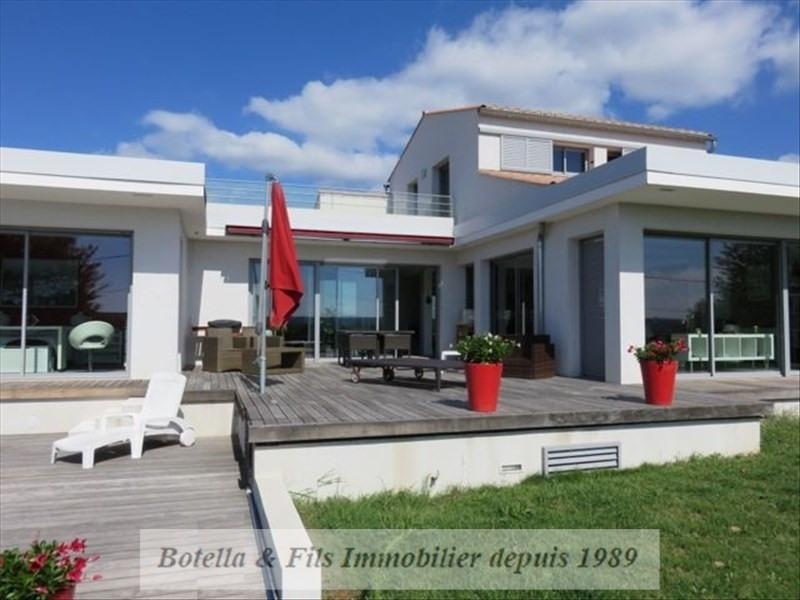 Immobile residenziali di prestigio casa Uzes 1050000€ - Fotografia 13
