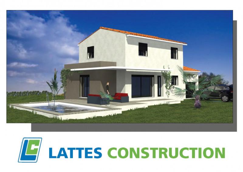 Maison  4 pièces + Terrain 300 m² Saint-Jean-de-Védas par LATTES CONSTRUCTION