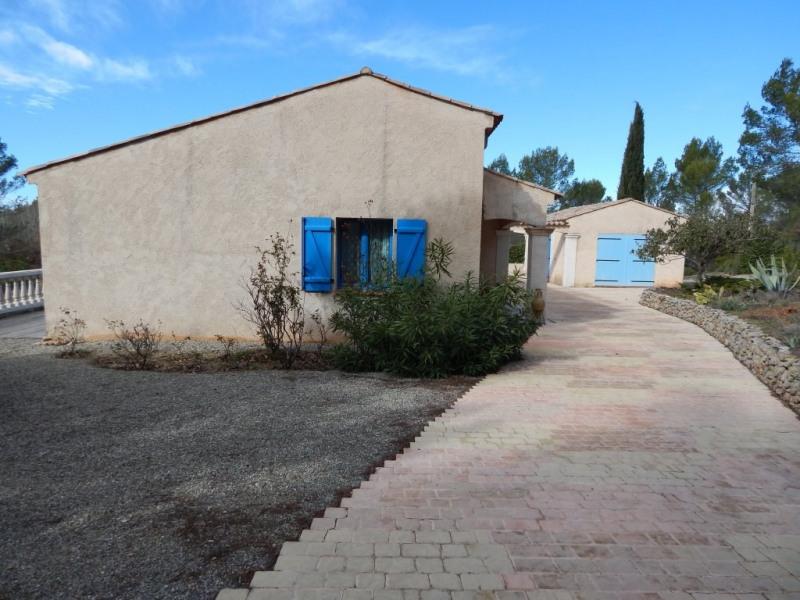 Sale house / villa Villecroze 349650€ - Picture 4