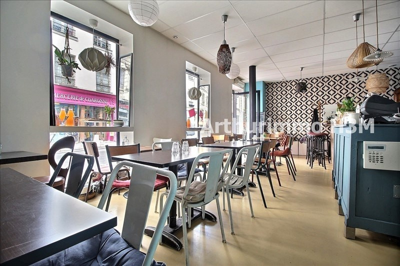 Location local commercial Paris 11ème 1 330€ HT/HC - Photo 1