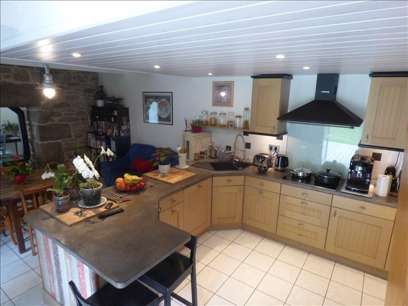 Sale house / villa Plounevez moedec 129000€ - Picture 1