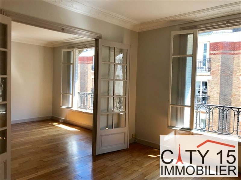 Sale apartment Paris 15ème 653 000€ - Picture 2