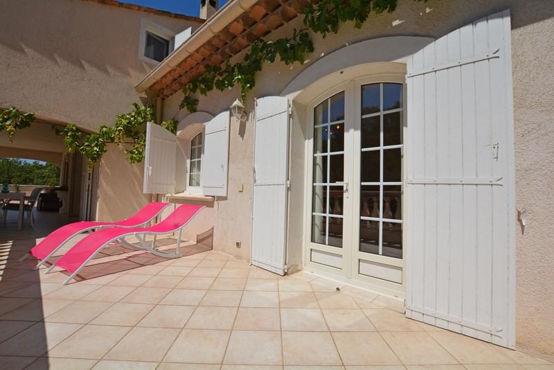 Revenda residencial de prestígio casa Tourrettes 895000€ - Fotografia 33