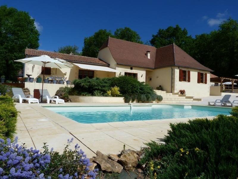 Vente maison / villa Meyrals 369000€ - Photo 1