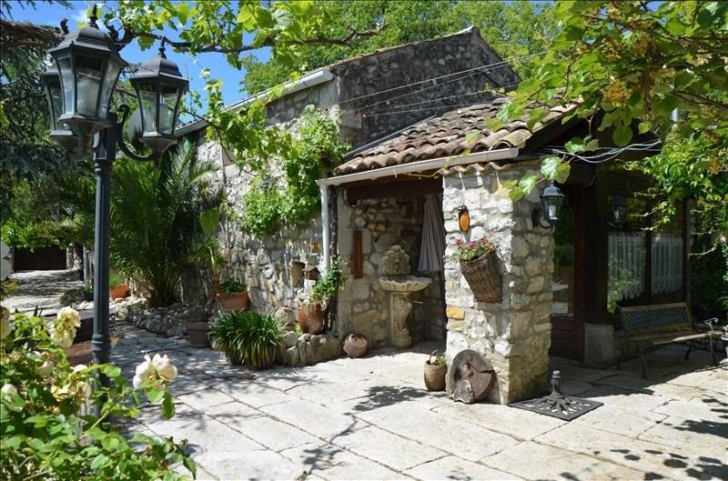 Vente maison / villa Chauzon 371500€ - Photo 14