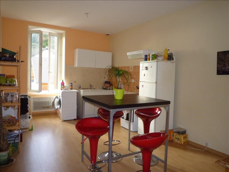 Sale apartment Culoz 65 000€ - Picture 1