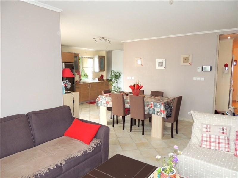 Vente appartement Chevry 393000€ - Photo 3