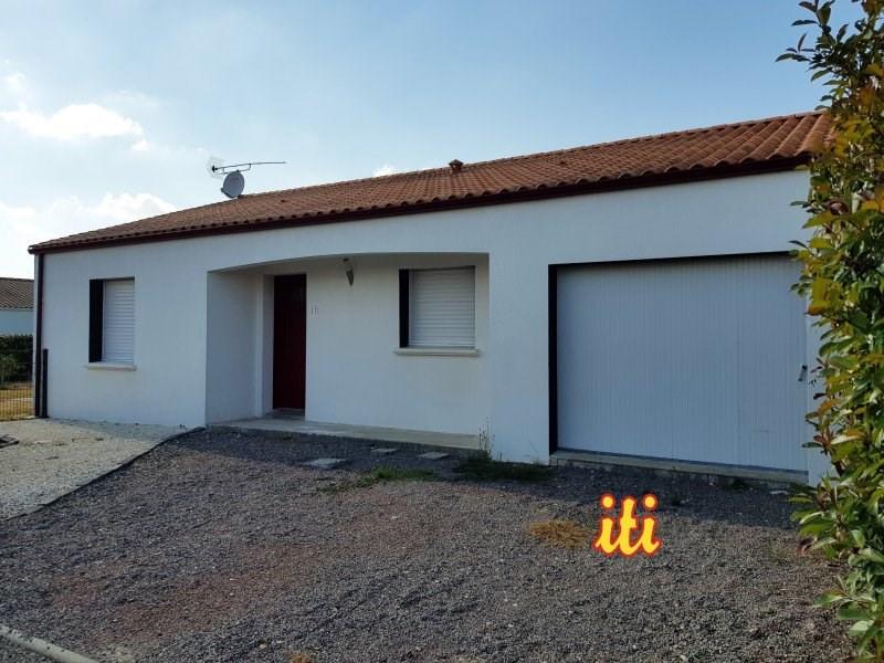 Vente maison / villa Vaire 174100€ - Photo 1