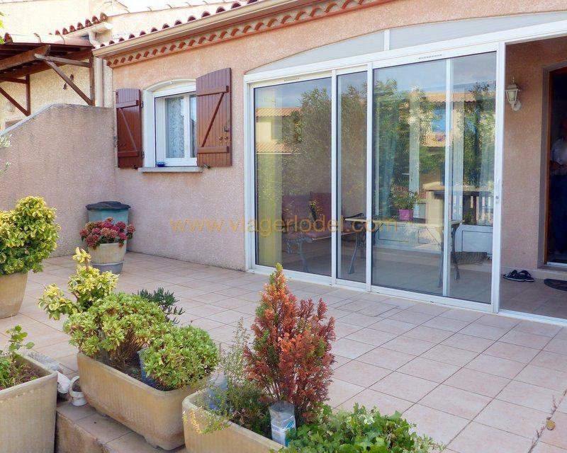 Viager maison / villa Fleury 66 000€ - Photo 2