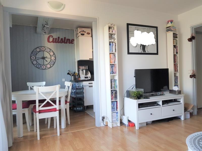 Vente appartement Meudon la foret 230000€ - Photo 3