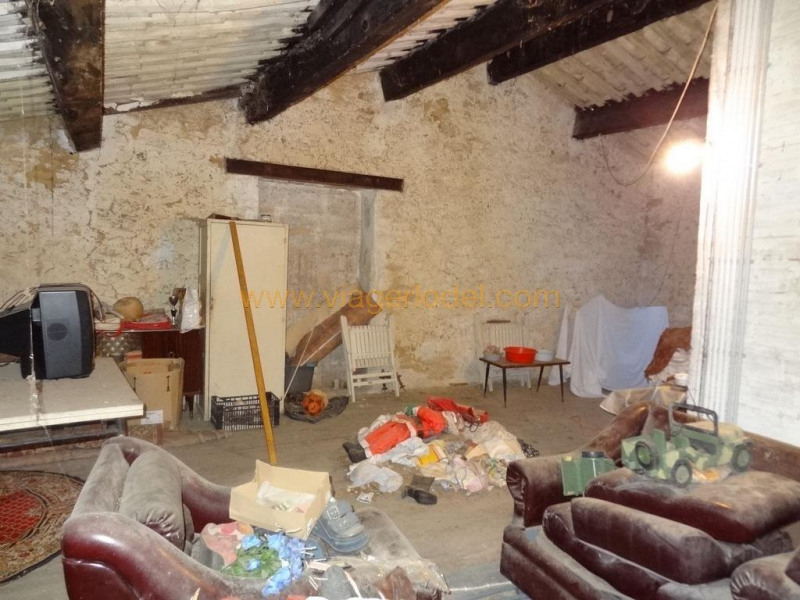 Vitalicio  casa Aspiran 70000€ - Fotografía 5