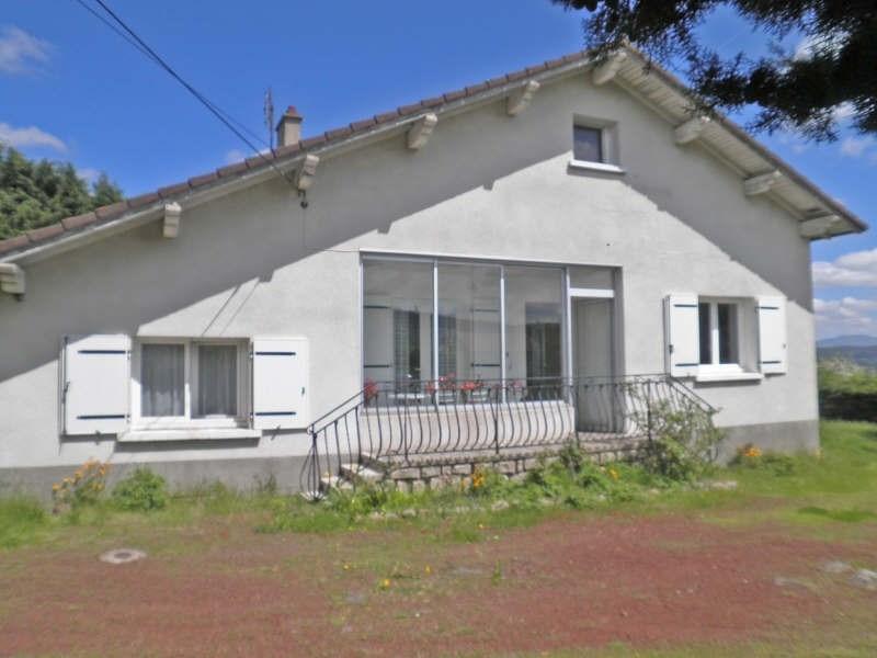 Rental house / villa Cussac sur loire 556,79€ CC - Picture 1