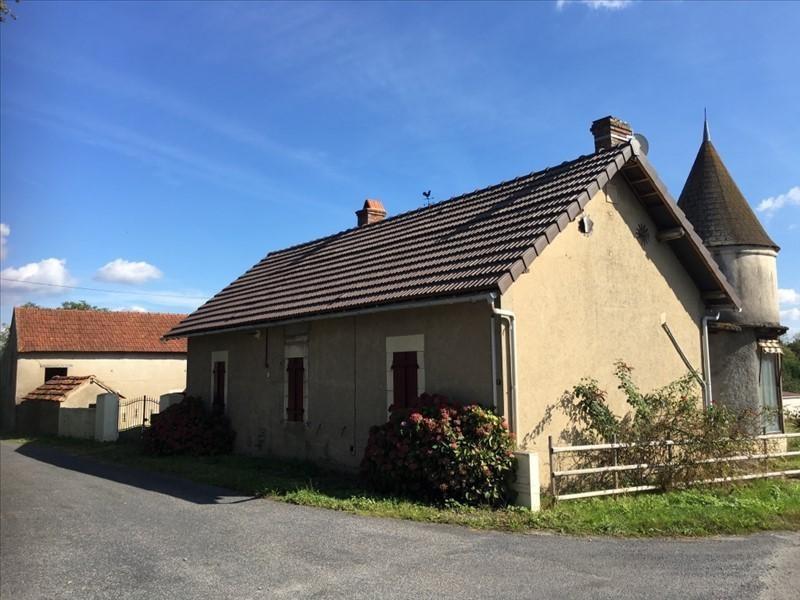 Vente maison / villa Beaulon 133750€ - Photo 1