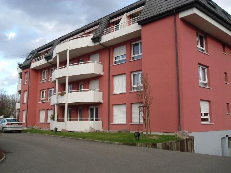 Location appartement Illkirch graffenstaden 880€ CC - Photo 1