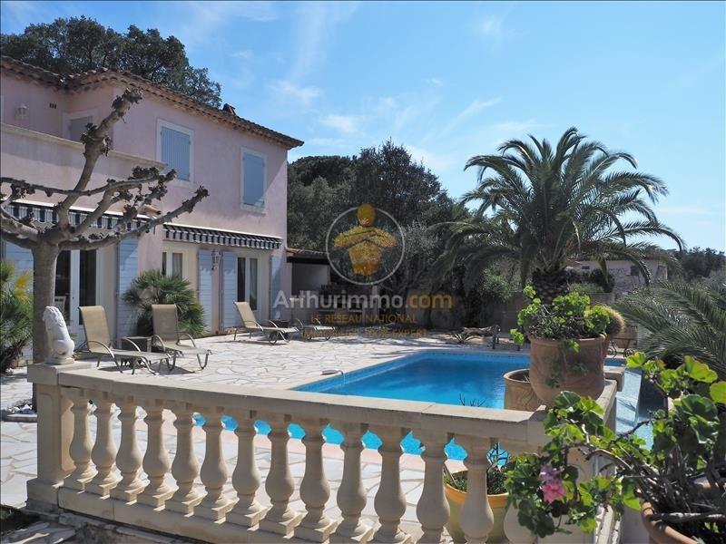 Deluxe sale house / villa Sainte maxime 1155000€ - Picture 2