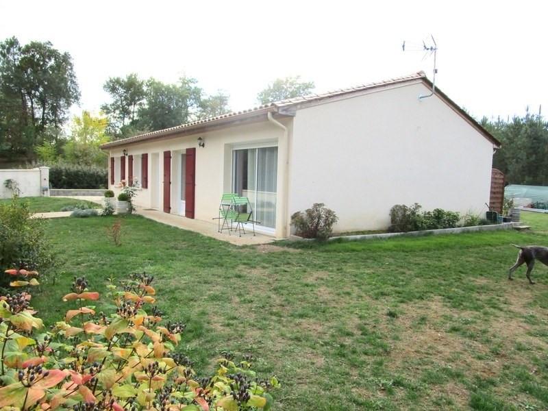 Vente maison / villa Mussidan 149000€ - Photo 1