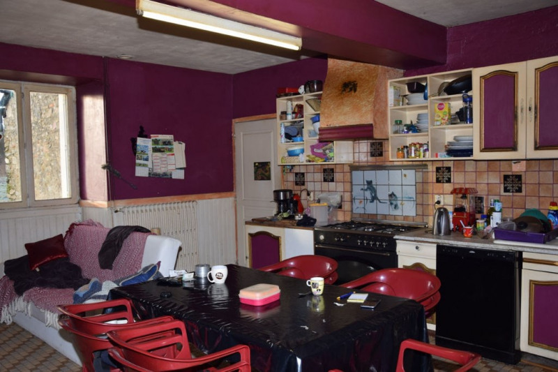 Vente maison / villa Chaumont d anjou 165600€ - Photo 3