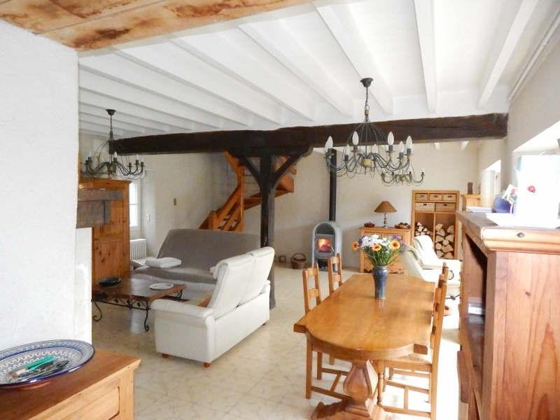 Vente maison / villa Buxeuil 217300€ - Photo 4