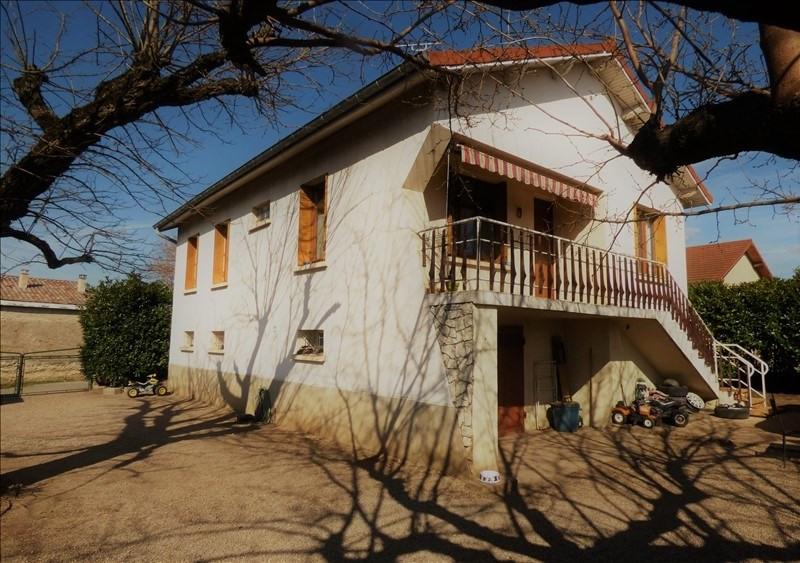 Vente maison / villa Chatuzange le goubet 198000€ - Photo 1