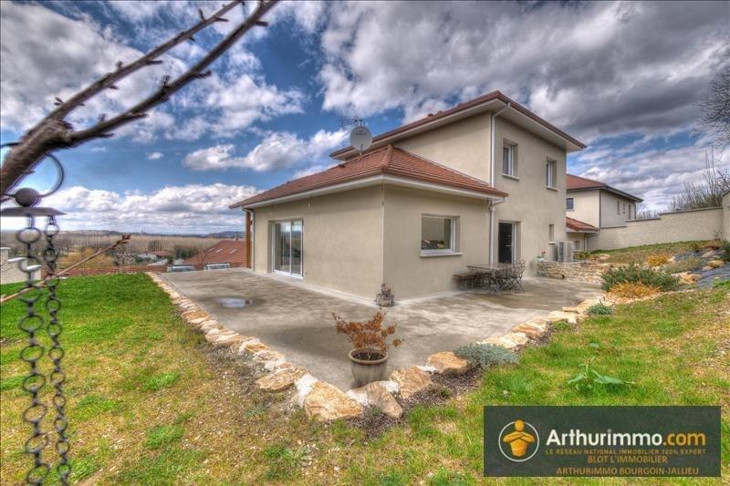 Vente maison / villa Bourgoin jallieu 365000€ - Photo 5