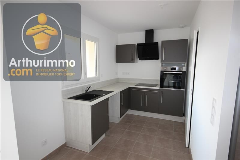 Rental apartment Veauche 655€ CC - Picture 1