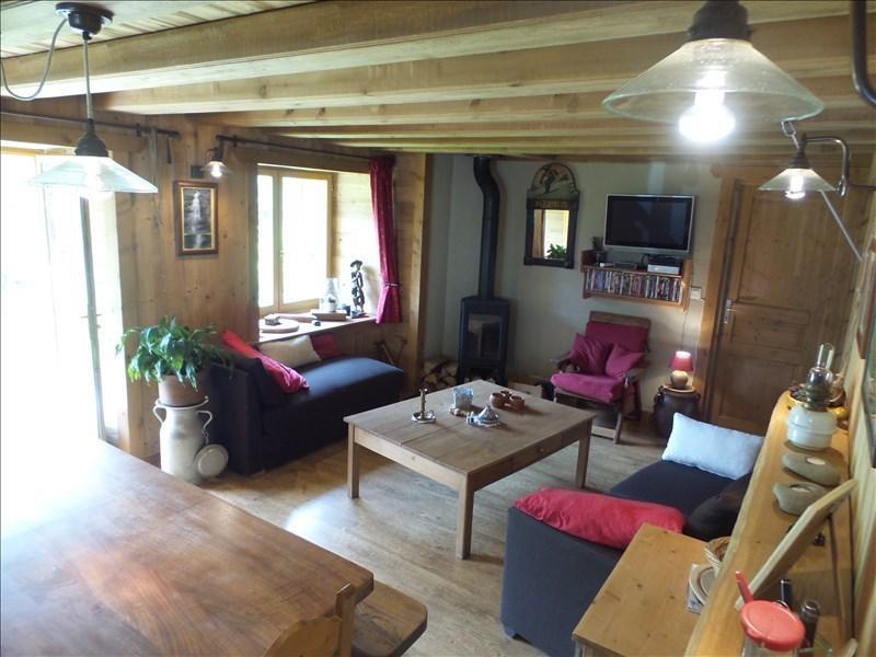 Verkoop  appartement Saint jean d aulps 295000€ - Foto 5