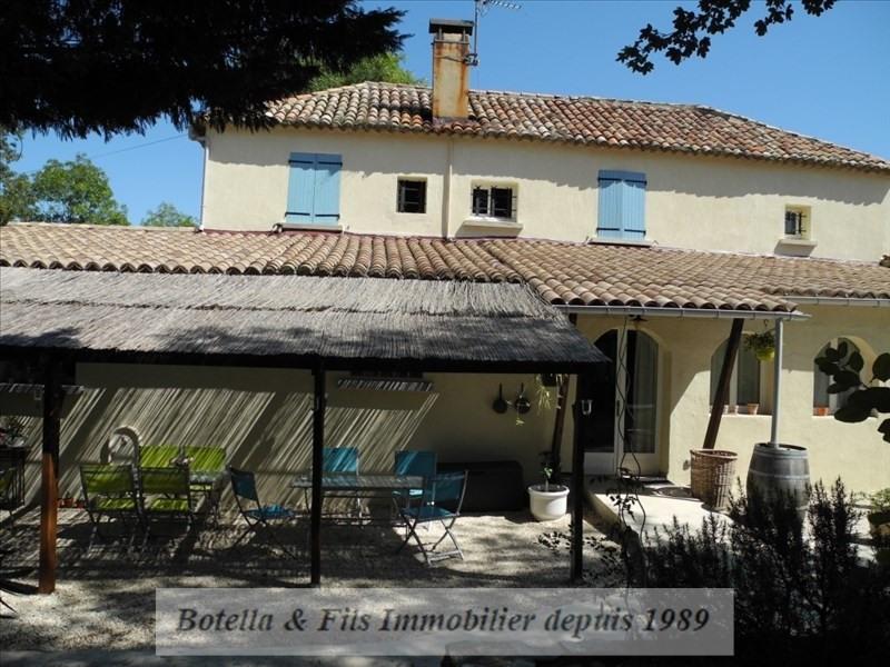 Immobile residenziali di prestigio casa Barjac 596000€ - Fotografia 10