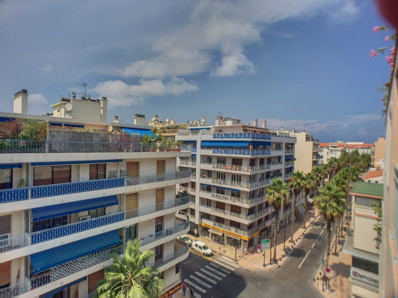 Vente appartement Antibes 229 000€ - Photo 1