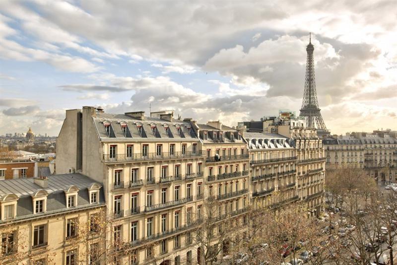 Immobile residenziali di prestigio appartamento Paris 16ème 5350000€ - Fotografia 1