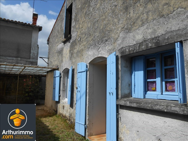 Sale house / villa Aulnay 43 600€ - Picture 1