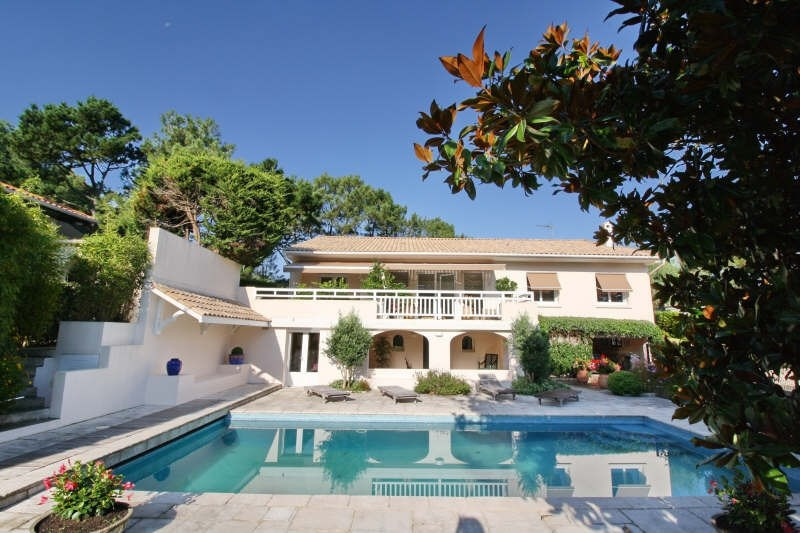 Deluxe sale house / villa Anglet 1 554 000€ - Picture 1