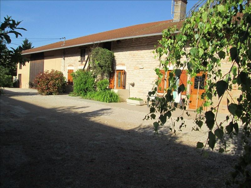 Vente maison / villa Pont de vaux 258500€ - Photo 1