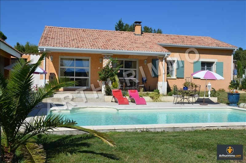 Vente maison / villa Quintenas 238 000€ - Photo 4