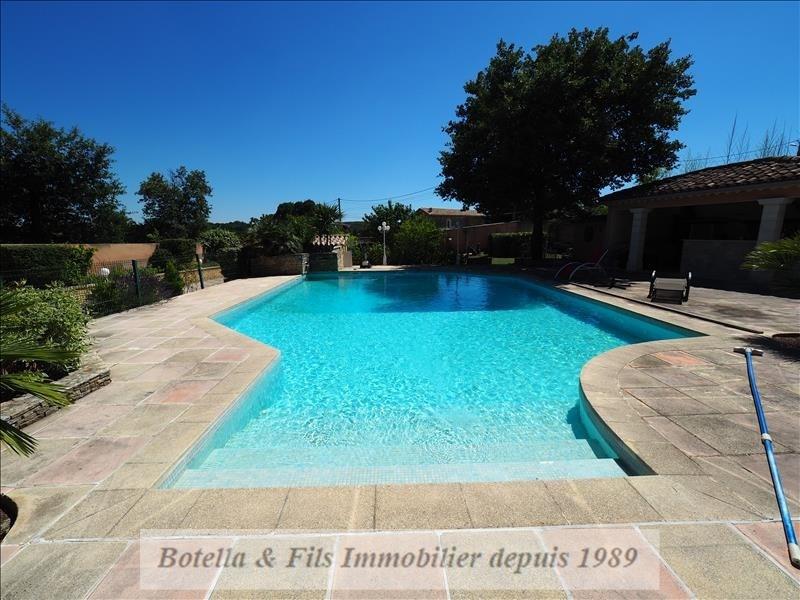 Verkoop van prestige  huis Uzes 585000€ - Foto 3