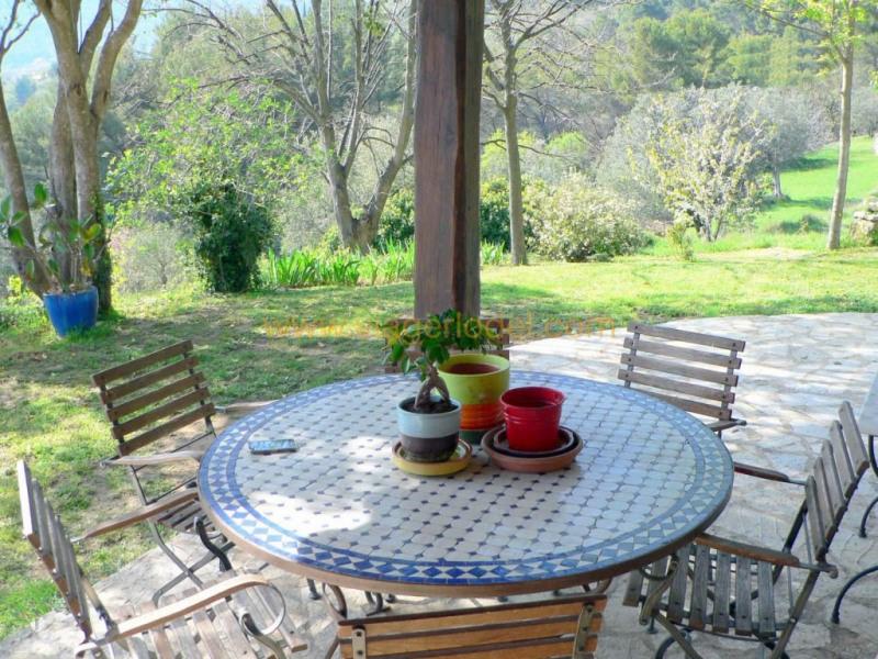 Vente de prestige maison / villa Fayence 892500€ - Photo 5