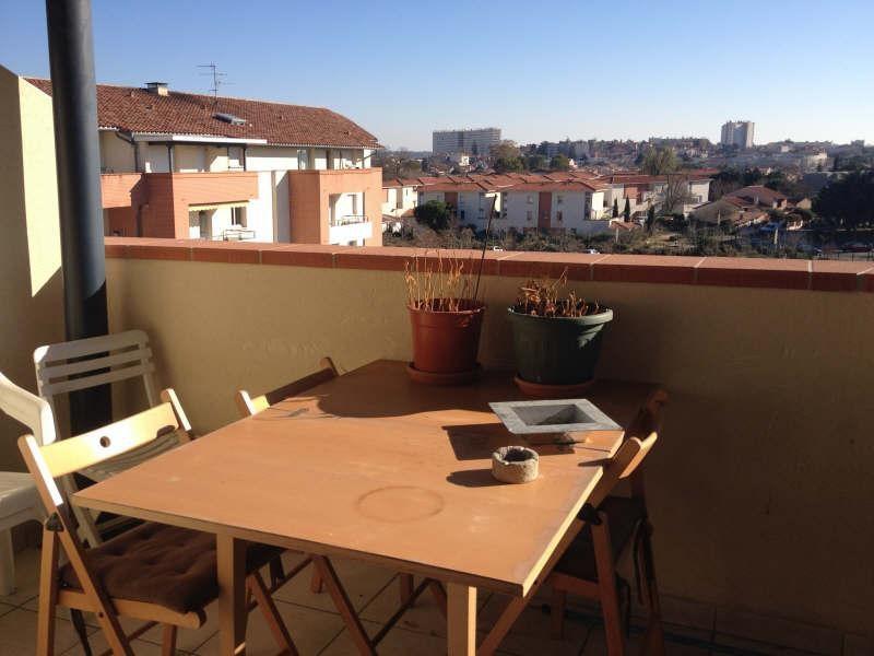 Rental apartment Toulouse 664€ CC - Picture 1