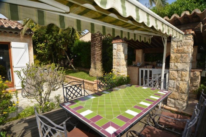 Immobile residenziali di prestigio casa Juan-les-pins 719000€ - Fotografia 3