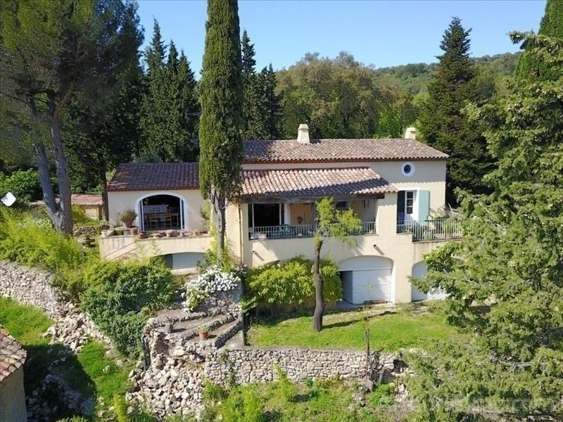 Sale house / villa Grimaud 550000€ - Picture 1
