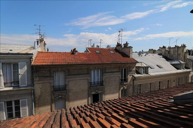 Sale apartment Versailles 214 000€ - Picture 4