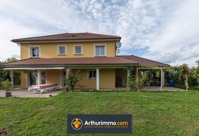 Vente maison / villa Morestel 320000€ - Photo 1