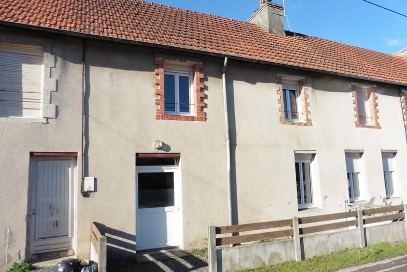 Sale house / villa Periers 69000€ - Picture 1
