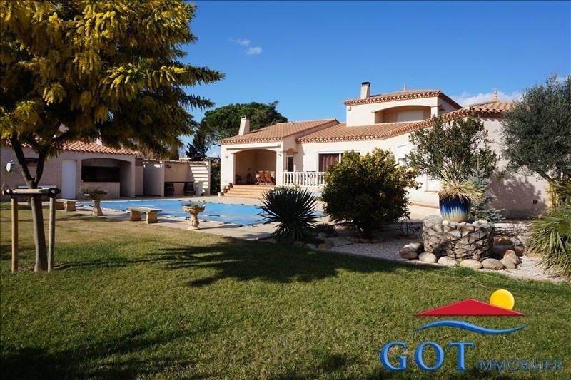 Vendita casa Villelongue de la salanque 480000€ - Fotografia 1