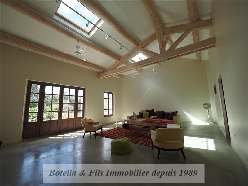 Immobile residenziali di prestigio casa Uzes 763000€ - Fotografia 4
