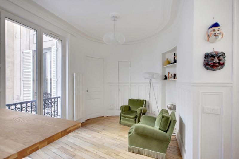 Verkoop  appartement Paris 9ème 450000€ - Foto 4