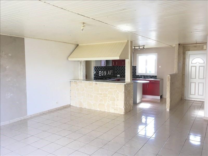 Vente maison / villa Mouzeuil st martin 121900€ - Photo 4
