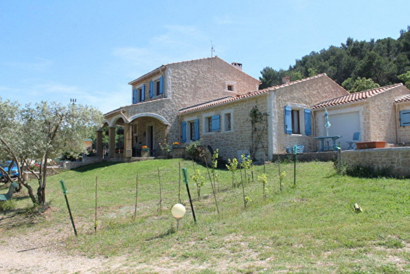 Deluxe sale house / villa Rognes 685 000€ - Picture 1
