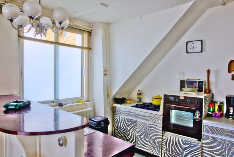 Vente appartement Paris 11ème 545 000€ - Photo 2